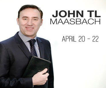 Guest Speaker John T.L. Maasbach