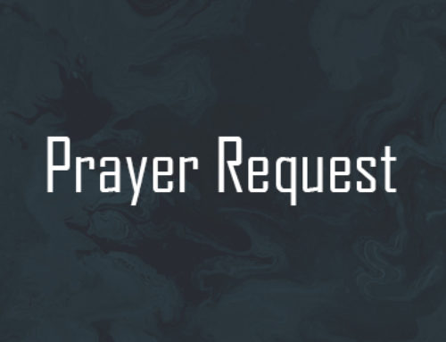 Share Your Prayer Request